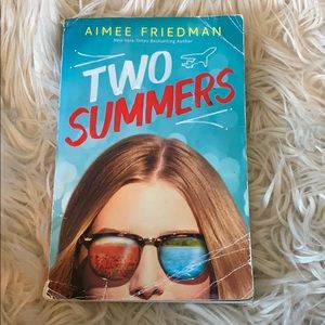 Two Summers book